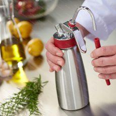 Rapid Infusion aneb další krok k moderní gastronomii